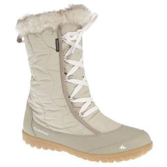 bottes neige femme