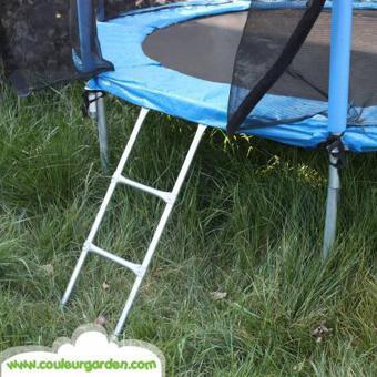 echelle trampoline