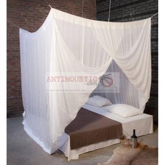 moustiquaire lit