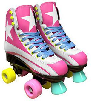 patin a roulette fille