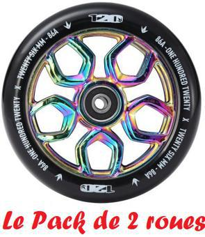 roue de trottinette freestyle