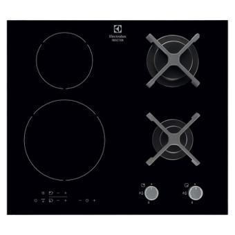 table de cuisson mixte