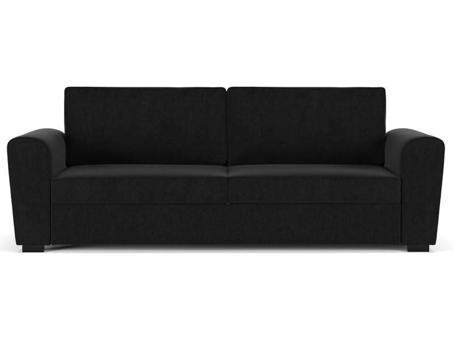 canapé noir