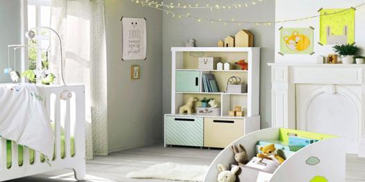 rangement chambre bébé