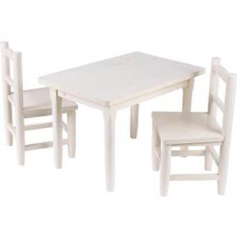 chaise et table pour enfant