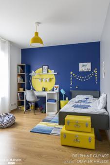 chambre garçon 7 ans