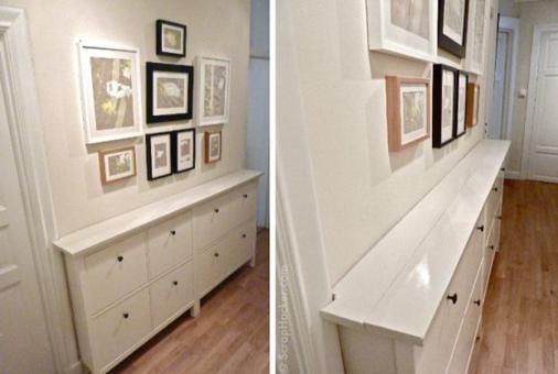 meuble couloir