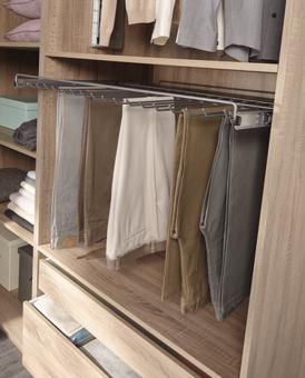 porte pantalon dressing