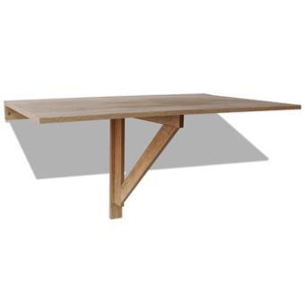 table murale pliante