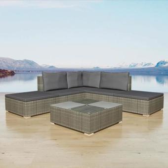 ensemble de meubles d extérieur