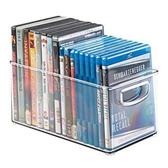 rangement dvd